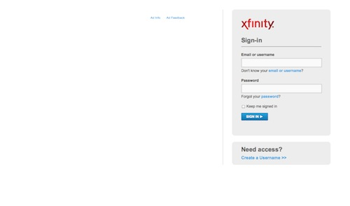 Check My Email Comcast